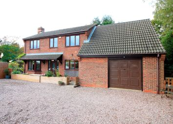Thumbnail 3 bedroom detached house for sale in Main Road, Deeping St. Nicholas, Spalding