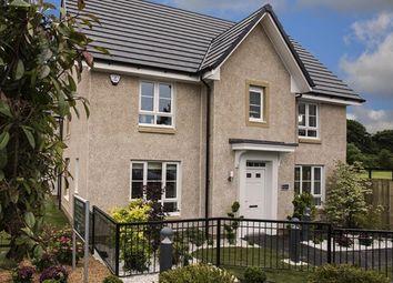 Thumbnail 4 bed property for sale in Antonine Way, Falkirk Road, Bonnybridge
