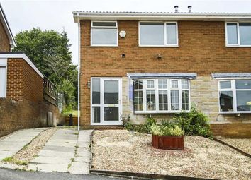 Thumbnail 3 bed semi-detached house for sale in Lower Mead Drive, Burnley, Lancashire