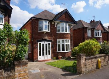 Thumbnail 3 bed detached house for sale in St. Leonards Drive, Nottingham