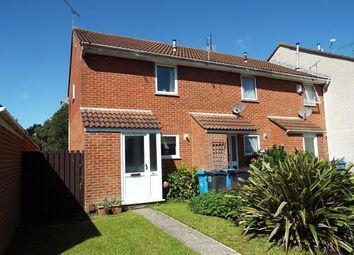 Thumbnail 2 bedroom end terrace house for sale in Canford Heath, Poole, Dorset