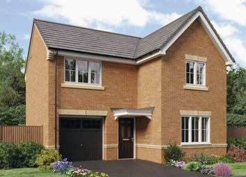 Thumbnail 3 bed detached house for sale in The Tweed, Barley Meadows, Cramlington, Northumberland