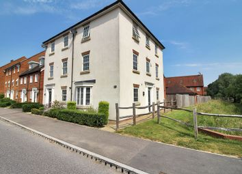 Thumbnail 4 bed semi-detached house for sale in Brookfield Drive, Horley