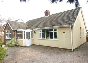 Thumbnail 3 bed detached bungalow for sale in The Avenue, Great Coates, Grimsby