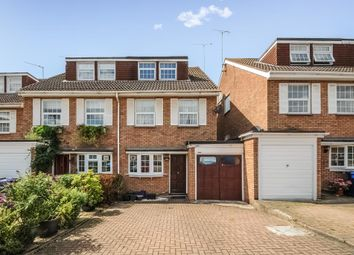 Thumbnail 4 bed semi-detached house for sale in High Barnet, Herts