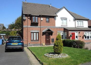 Thumbnail 3 bed semi-detached house for sale in Hatfield Close, Croxteth Park, Liverpool