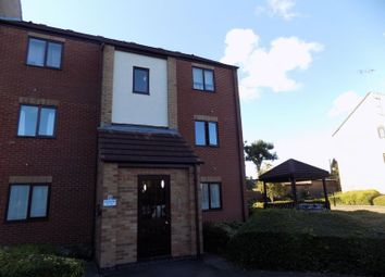 Thumbnail 1 bed flat to rent in Peter James Court, Stafford