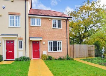 Thumbnail 3 bed end terrace house for sale in Lampen Walk, Canterbury, Kent