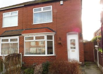 Thumbnail 2 bed semi-detached house for sale in East Avenue, Wombwell