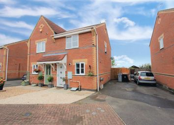 Thumbnail 2 bed semi-detached house for sale in Moorgate Close, Morton, Bourne
