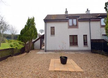 Thumbnail 2 bed semi-detached house for sale in 18 Lochdhu Gate, Nairn