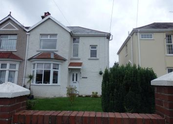 Thumbnail 3 bed semi-detached house for sale in Yr Hafod, Llanelli