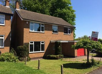 Thumbnail 4 bedroom property to rent in Ayscough Avenue, Nuthall, Nottingham