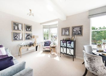 Thumbnail 2 bed flat for sale in Church Road, Frimley