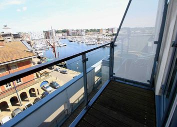 Thumbnail 2 bed flat to rent in The Cambria, Key Street, Ipswich