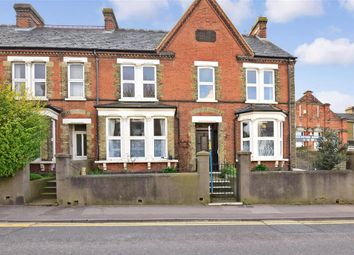 Thumbnail 4 bed flat for sale in Canterbury Street, Gillingham, Kent