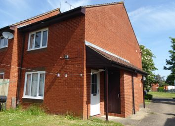Thumbnail 1 bed property to rent in Brookfield Avenue, Houghton Regis