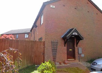 Thumbnail 1 bed terraced house to rent in Minerva Gardens, Wavendon Gate, Milton Keynes