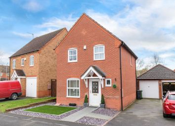 3 bed detached house for sale in Rosedale Close, Redditch B97