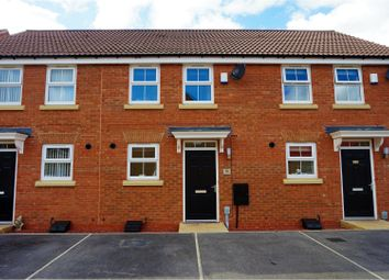 Thumbnail 2 bed terraced house for sale in Greenwich Park, Hull