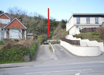 Thumbnail Land for sale in Edgcumbe Avenue, Newquay