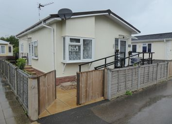 Thumbnail 2 bed mobile/park home for sale in Folly Park (Ref 6200), Clapham, Bedfordshire