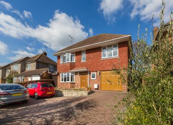 Thumbnail 4 bed detached house to rent in Crossways Avenue, East Grinstead