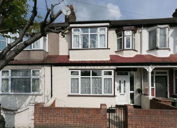 Thumbnail 3 bed terraced house for sale in Overton Road, Leyton, London