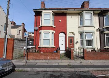 Thumbnail 3 bed terraced house to rent in Downing Road, Bootle, Liverpool