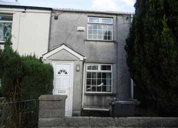 Thumbnail 2 bed terraced house to rent in Bethal Avenue, Tredegar