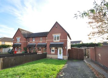 Thumbnail 2 bed end terrace house to rent in Meadow Road, Droitwich