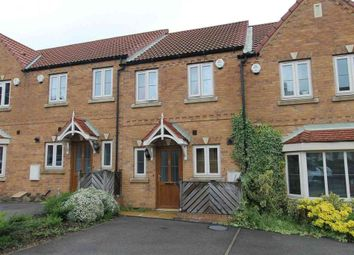 Thumbnail 2 bed town house to rent in Bellcross Gardens, Cudworth, Barnsley