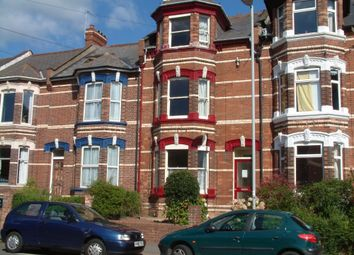 Thumbnail 2 bed flat to rent in Polsloe Road, Exeter