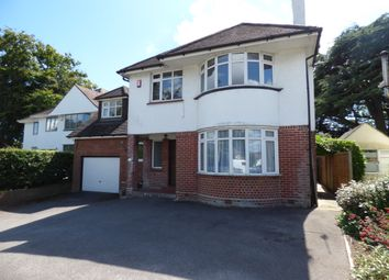 Thumbnail 4 bed detached house for sale in Sandbanks Road, Poole
