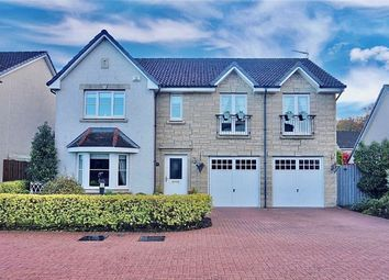 Thumbnail 4 bed detached house for sale in 3 Burnbank Meadows, Kinross, Kinross-Shire