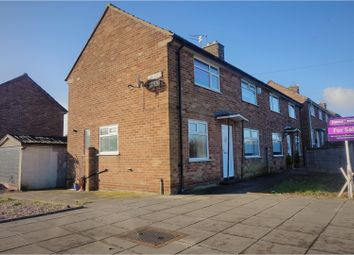 Thumbnail 3 bedroom semi-detached house for sale in Troutbeck Crescent, Blackpool