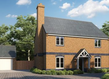 Thumbnail 4 bed detached house for sale in Church Lane, Defford, Worcester
