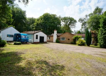 Thumbnail 3 bed detached bungalow for sale in Old Wood, Skellingthorpe