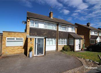 Chandos Road, Borehamwood, Hertfordshire WD6. 3 bed semi-detached house
