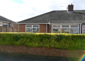 Thumbnail 2 bedroom bungalow for sale in Highfield Road, Eston, Middlesbrough