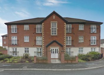 Thumbnail 2 bed flat for sale in Cavan Drive, Haydock, St. Helens
