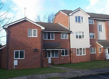 Thumbnail 1 bed flat to rent in Claremont Mews, Wolverhampton