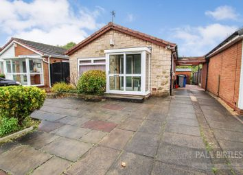 Thumbnail 2 bed detached bungalow for sale in Woodhouse Road, Davyhulme