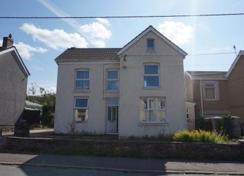 Thumbnail 4 bed detached house for sale in 26 Plas Road, Pontardawe, Swansea