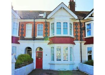 Thumbnail 8 bed terraced house for sale in Navarino Road, Worthing