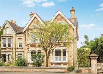 Thumbnail 4 bed semi-detached house for sale in Bath Road, Old Town, Swindon