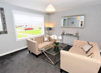 Thumbnail 2 bed flat for sale in Telford Street, Bellshill