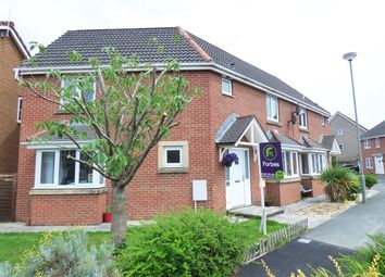 Thumbnail 3 bed semi-detached house for sale in Marine Crescent, Buckshaw Village