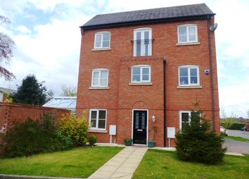 Thumbnail 3 bed detached house for sale in Bowling Green Road, Uttoxeter