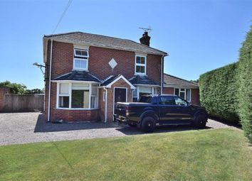 Thumbnail 4 bed detached house to rent in Bashley Cross Road, New Milton